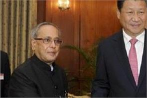 pranab mukherjee s death huge loss for sino india friendship china