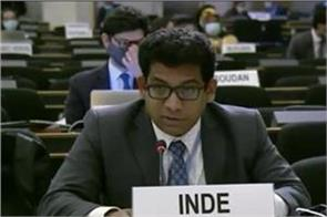 india strongly responded to pakistan in unhrc on terrorism