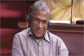 monsoon session harivansh narayan of jdu elected deputy chairman of rajya sabha