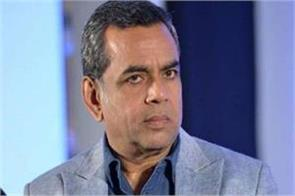 paresh rawal becomes the new chief of  national school of drama