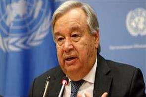 un chief warns says there is a danger of famine in these four countries
