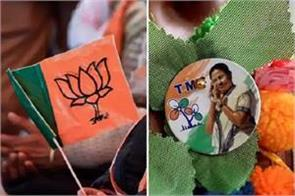 west bengal bjp women leaders showered bullets bjp accuses tmc