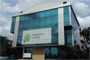 happiest minds ipo to open on september 7 bidding range 165 166 per share