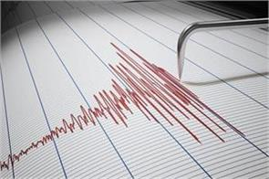 earthquake tremors in gujarat s rajkot earth shaken by 4 1