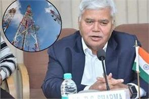 trai chief said telecom sector is shining and its future is bright