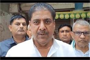 ajay chautala said congress playing hideous game under guise of farmers