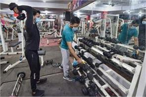 gym opened in delhi after five months sop will take care