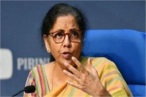 banks will act as catalysts in reviving the economy sitharaman