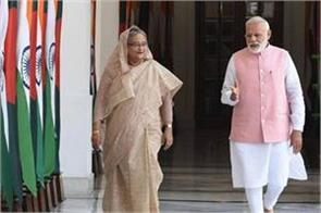 bangladesh pm sheikh hasina emphasizes strong ties with india