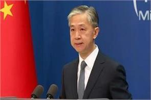 china said  unlawful occupation of india in border areas in ladakh