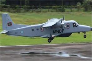 dornier aircraft assigned to maldives by india
