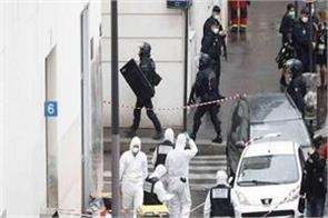 attack outside prophet mohammed s cartoon printing magazine charlie hebdo