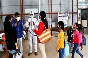 mumbai 503 more passengers returned from overseas were sent in isolation