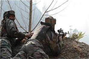 pakistan breaks ceasefire firing in poonch
