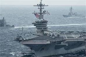 us aircraft carrier group enters south china sea amid taiwan tensions