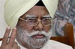 senior congress leader sardar buta singh dies