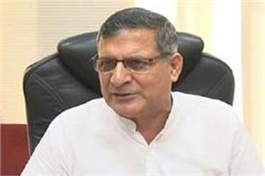 shah expressed satisfaction over haryana s situation kanwarpal gurjar