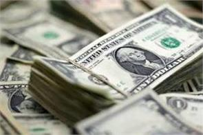 foreign exchange reserves of the country increased