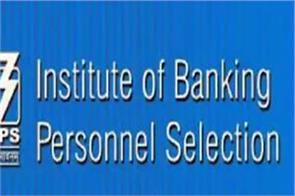 admit card of ibps po main exam released