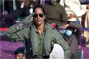 bhavna kanth the first female fighter pilot involved in republic day
