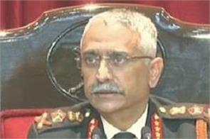 indian army pakistan china army chief mm narwane
