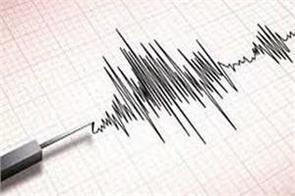 earthquake in kishtwar jammu