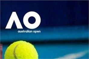 two corona positives before australian open begins