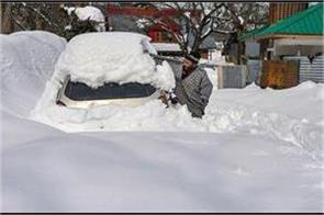 weather forecast for jammu kashmir