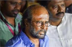 rajinikanth categorically refused to enter politics