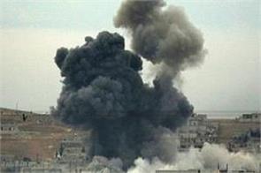 13 taliban killed in airstrike in eastern afghanistan