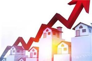 lockdown slowdown in real estate sector house prices rise in december quarter