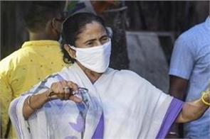 150 slums were burnt  mamata banerjee met people