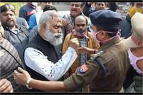 aap mla somnath bharti arrested
