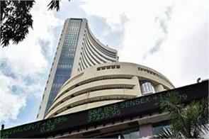market breaks 937 points nifty closed below 14000