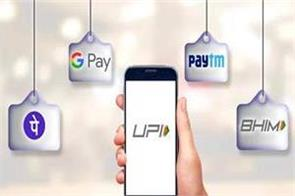 digital payments over 4 lakh crore rupees through upi in december 2020