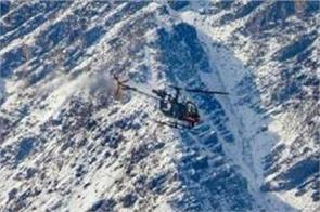 75 passengers stranded in kargil air force rescued safely