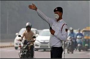 this time delhiites broke traffic rules less than last year