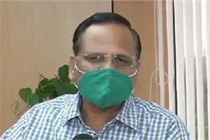 health workers get vaccinated before scheduled satyendra jain