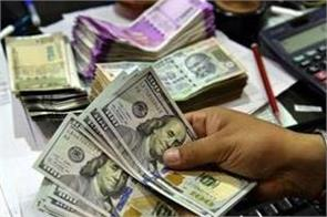 rupee rises for second consecutive day 12 paise stronger against dollar