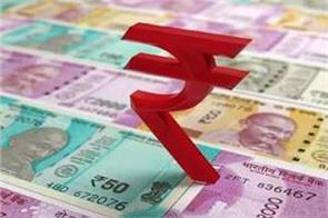 rupee improved by seven paise to close at 73 24 rupees per dollar