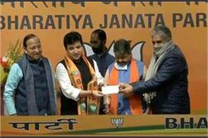 mamta s mla arindam bhattacharya joins bjp pulls sword among activists