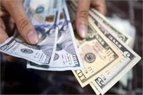 foreign exchange reserves cross 585 billion
