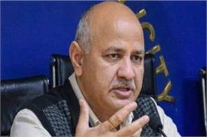 bird flu manish sisodia said teachers will not be put on inspection duty