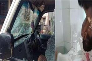 tripura congress president piyush kanti biswas attacked hospitalized