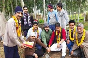 toilet comples starts in shehzadpur village vijaypur