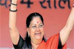 factionalism in rajasthan bjp vasundhara supporters formed organization