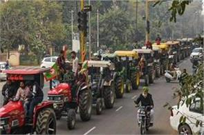 tractor rally will be held on republic day itself