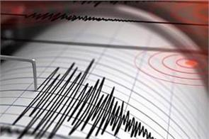 earthquake in north india including punjab