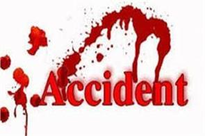 kangra road accident 8 injured