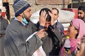 families of three terrorists killed in srinagar encounter deamand bodies